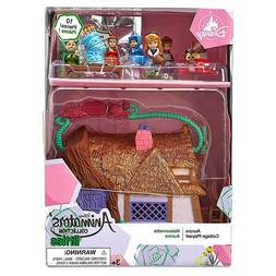 Disney Animators' Littles Aurora Cottage Play Set – Sleepi