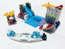 Lego Disney Frozen 2 Arendelle Castle Village Canoe Troll Pl