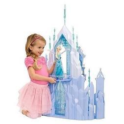 Disney Frozen Castle Elsa Ice Palace Playset Magical Princes