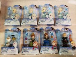 Disney Frozen Little Kingdom Olaf, Kristoff, Anna & Elsa Lot