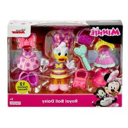 Fisher-Price Disney Junior Minnie Royal Ball Daisy Doll and