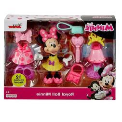 Fisher-Price Disney Minnie, Royal Ball Minnie