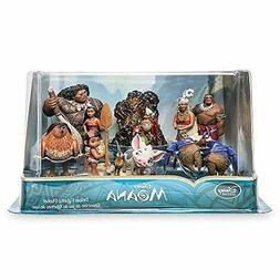Disney Moana And The Sea Deluxe Figure Set Disney Moana 10 P