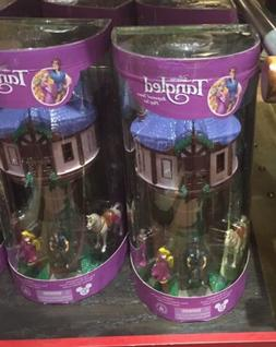 Disney Parks Tangled Princess Rapunzel Tower with Flynn Play