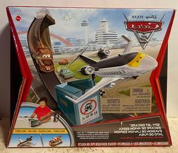Disney Pixar CARS 2 Spy Jet Escape Track Set - NIB Rare