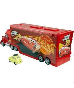Disney Pixar Cars 3 Travel Time Mack Playset Truck game for