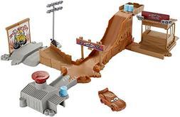 Disney Pixar Cars 3 Thunder Hollow Challenge Playset