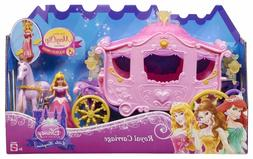 Disney Princess Aurora Sleeping Beauty Royal Carriage Playse