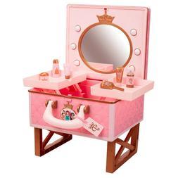 Disney Princess Style Collection Travel Light-Up Vanity Beau