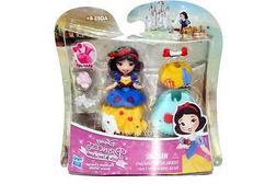 Hasbro Disney Princess Little Kingdom Fashion Change Snow Wh