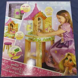 Disney Princess Rapunzel Tower Vanity Play Set Dressing Tabl