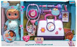 doc mcstuffins baby doctor s bag set