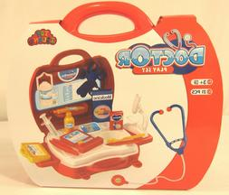 Doctor Play Set, 21-pieces, Case with Handle, Ages 3+ by Toy