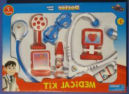 doctor play set medical kit 7 pieces