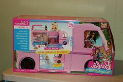 Barbie Doll DreamCamper Adventure Camping Playset with Acces