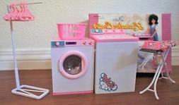 dollhouse furniture laundry center w washer