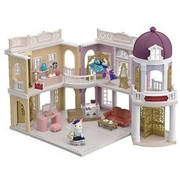 Calico Critters Dollhouse Town Department Store Play Set Fur