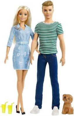 Barbie Dolls & Accessories, Ken & Puppy Dolls & Puppy