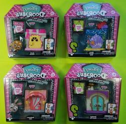 Disney Doorables Mini Playsets Ariel, Jasmine, Olaf, Beast,