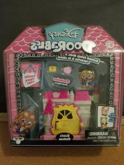 Disney Doorables Mini Mix Match and Stack Playset Beast's