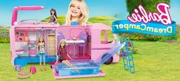 Dream Camper Adventure Camping Playset for Ages 3Y+ Van Girl