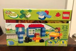 LEGO DUPLO® BUILD & PLAY BOX 4629 BUILDING BLOCKS FOR BOYS