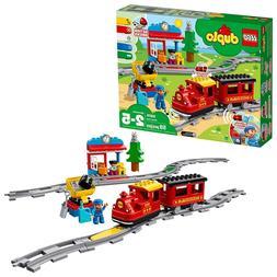 LEGO DUPLO Push and Go Steam Train 59 Piece Brick Building P