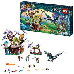 LEGO Elves The Elvenstar Tree Bat Attack 41196 Building Kit