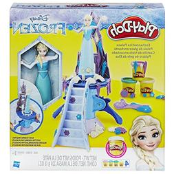 Play-Doh Enchanted Ice Palace Toy...New, Free Shipping