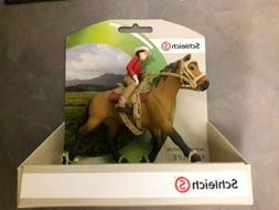 Schleich Farm Life 42112 - Western Rider Action Figure with