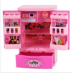 fashion mini accessories fridge for <font><b>barbie</b></fon