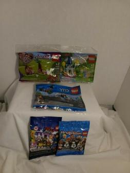 Lego fig and play sets grab bag. Set Of 5 NEW SEALED