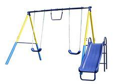 Sportspower My First Metal Swing Set