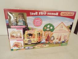 Calico Critters Forest Nursery Gift Set Playset  Exclusive