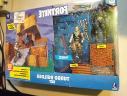 Fortnite Jonesy and Raven Turbo Builder Set 2 Figure Pack Ep