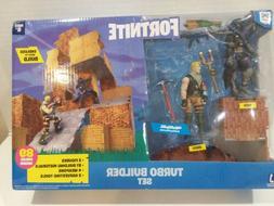 Jazwares Fortnite Jonesy and Raven Turbo Builder Set 2 Figur