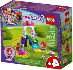 Lego Friends 41396 Mia's Puppy Playground Adventures New Bui