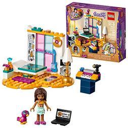 LEGO Friends Andrea's Bedroom Building Kit , Multicolor
