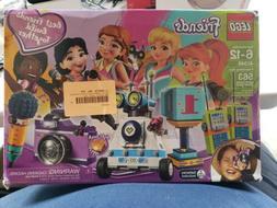 LEGO Friends: Friendship Box Building Play Set 41346 box dam