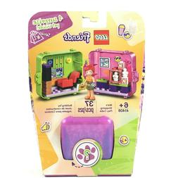 Lego Friends Mia's Shopping Play Cube  Series 2 Movie Theate