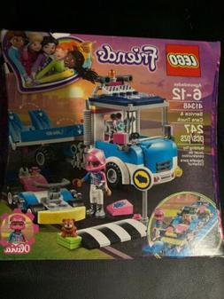LEGO Friends Service and Care Truck 41348 Building Kit 247 P