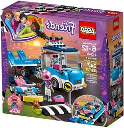 LEGO Friends Service & Care Truck Building Play Set 41348