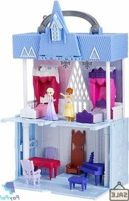 Disney Frozen Pop Adventures Arendelle Castle Playset With H