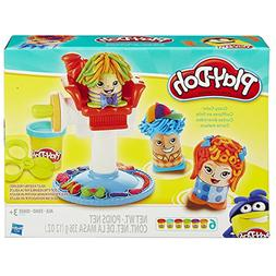 Fun & Exciting Crazy Cuts Play-Doh Set W/Salon Chair To Grow