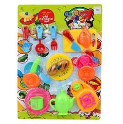 4SGM Fun Kitchen Play Set Toy