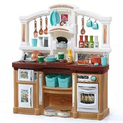 Step2 Fun with Friends Play Kitchen with 38 Piece Accessory