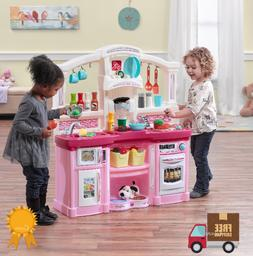 Funny Kitchen Pretend Playset Play Kitchen With Friends Kids