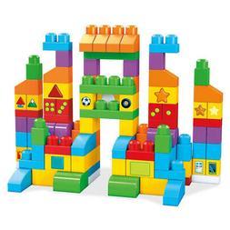 Mega Bloks FVJ49 Let's Get Learning Building Block Play Set
