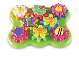 Gears! Gears! Gears! Jr Flower Garden Building Set