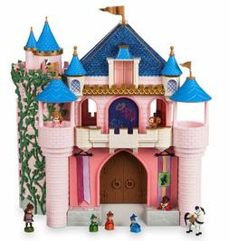 Disney Animators Collection Deluxe Sleeping Beauty Castle Pl